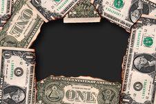 Free US Dollar Stock Photography - 21118352