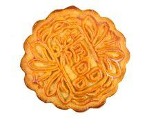 Free Chinese Mooncake Stock Image - 21118641