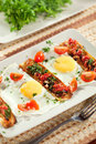 Free Fried Eggs Stock Images - 21128204