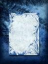 Free Blue Menu Board Royalty Free Stock Photos - 21129418