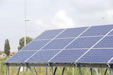 Free Solar Panel Stock Photo - 21120570