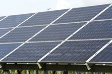 Free Solar Panel Royalty Free Stock Images - 21120619