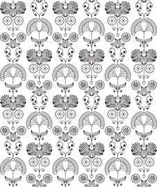 Free Seamless Pattern Royalty Free Stock Image - 21120646