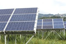 Free Solar Panel Stock Image - 21120661