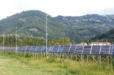 Free Solar Panel Stock Image - 21120781