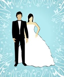 Free Wedding Part 2 Royalty Free Stock Images - 21121039