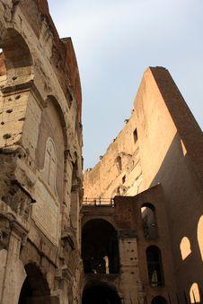 Free Colosseum Stock Image - 21121281