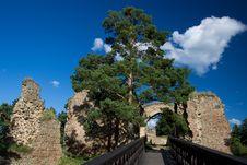Free Vrskamyk Ruins Stock Image - 21121391