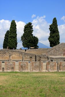 Pompeii Stock Images