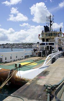 Free Tugboat Royalty Free Stock Photo - 21121455