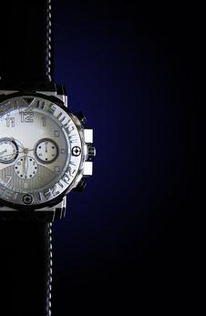 Luxury Clock Royalty Free Stock Image