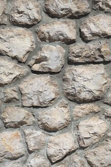 Free Stone Wall Texture Stock Photography - 21124222