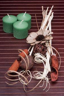 Aromatherapy SPA Salons Royalty Free Stock Image