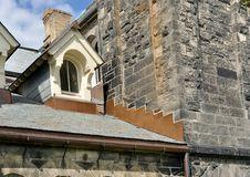 Free Restoration Of Historic Campus Buildings Stock Photos - 21125013