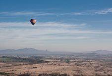 Free Air Balloon Royalty Free Stock Photo - 21125025