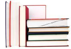 Free Textbooks Stock Image - 21125031