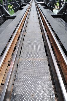Free Old Railway Stock Photo - 21125220