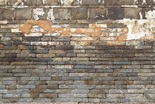 Free Brick Wall Texture Background Royalty Free Stock Photo - 21125315