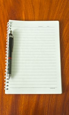 Free Notebook Stock Photos - 21125333