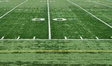 Free Football Field Stock Photo - 21125860