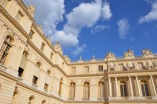 Free Versailles Palace Royalty Free Stock Images - 21126599