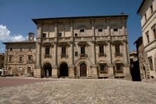 Free Montepulciano Town In Tuscany, Italy Stock Images - 21126684