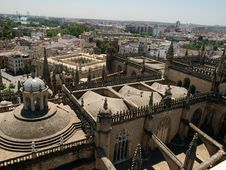 Free Seville-Spain Stock Photography - 21127642