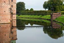 Free Details Egeskov Castle Funen Denmark Royalty Free Stock Images - 21127859