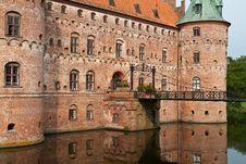 Free Details Egeskov Castle Funen Denmark Royalty Free Stock Image - 21127926
