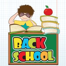 Free Back To School Royalty Free Stock Photo - 21128055