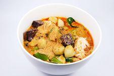 Free Delicious Thai Food Royalty Free Stock Photos - 21128428