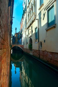 Free Water City, Venice Stock Photography - 21128572