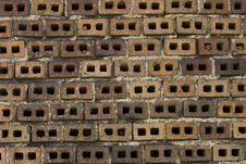 Free Brick Wall Royalty Free Stock Photos - 21128998