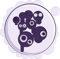 Free Cute Cartoon Monsters. Vector Illustration Stock Photos - 21131583