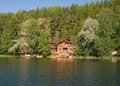 Free On The Lake Stock Image - 21136261