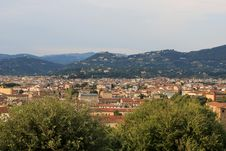 Free View Of Florence Royalty Free Stock Image - 21130386