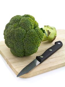 Free Broccoli Stock Photos - 21130823