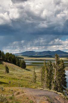 Free Yellowstone National Park Stock Photo - 21130930