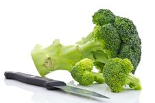 Free Broccoli Stock Photo - 21130960