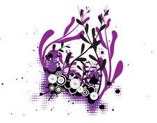 Free Floral Logo Stock Photos - 21131573