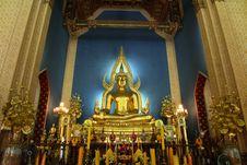 Free Buddha Statue. Stock Image - 21131581