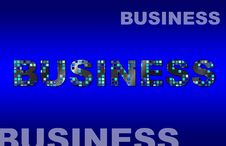 Free Business Background Royalty Free Stock Images - 21132059
