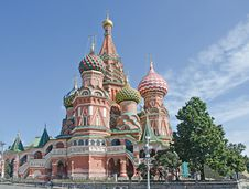 Free Saint Basil S Cathedral Royalty Free Stock Images - 21132289