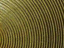 Free Golden Curved Texture Background Royalty Free Stock Photos - 21134528