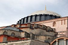Free Aya Sophia Dome Stock Images - 21134674