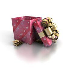 Free Gift Stock Image - 21136101