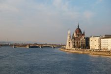 Free Hungarian Parliament Stock Photography - 21136202