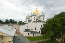 Free St. Sophia Cathedral. Royalty Free Stock Photo - 21136285