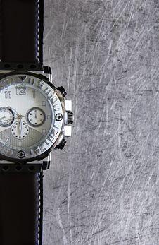 Luxury Clock Royalty Free Stock Photos