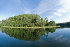 Free Summer Landscape. Stock Image - 21136401